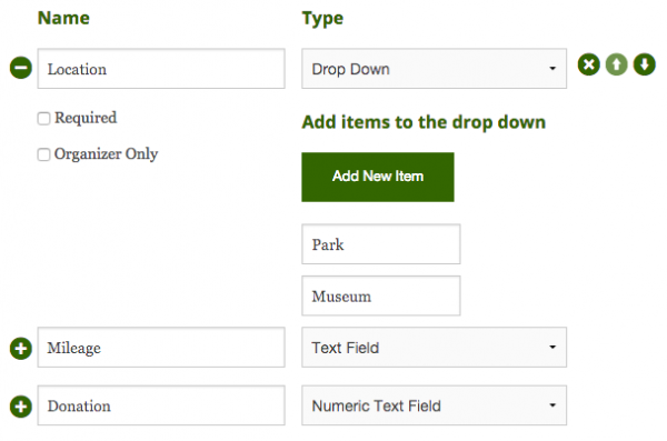 We are the new Google Forms for volunteer time tracking | Track It ...
