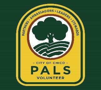 City of Chico PALS volunteer logo