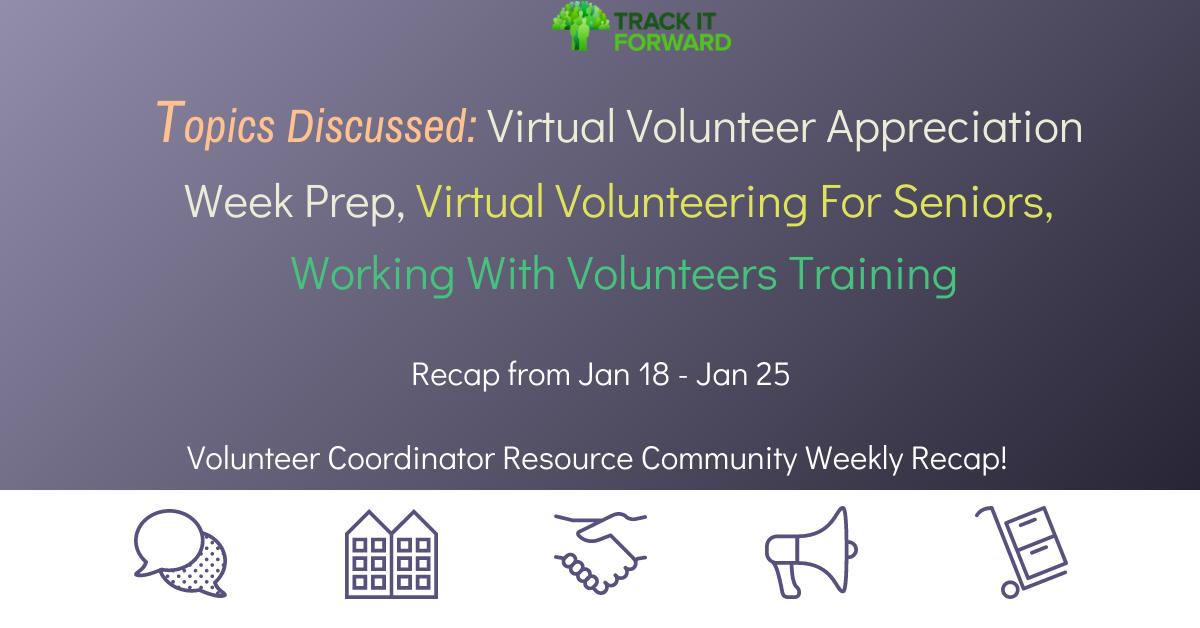 volunteer coordinator resource community